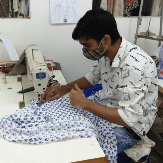 Delhi stitching